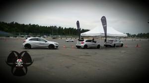 Probefahrt mit Mercedes AMG