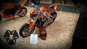 Streetfighter auf dem Bike & Music Weekend 2014 Geiselwind
