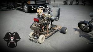 Rollator mit Motor und unglaublichem Sound