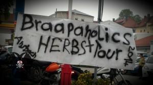 Braapaholics Herbsttour 2014 (1)