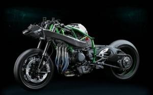 Ninja H2R Kawasaki H2 (1)