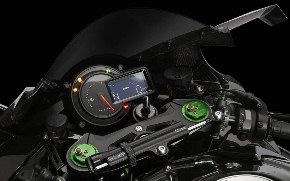 Kawasaki Ninja H2r The True Data The 300 Hp Monster Motorcycles News Motorcycle Magazine
