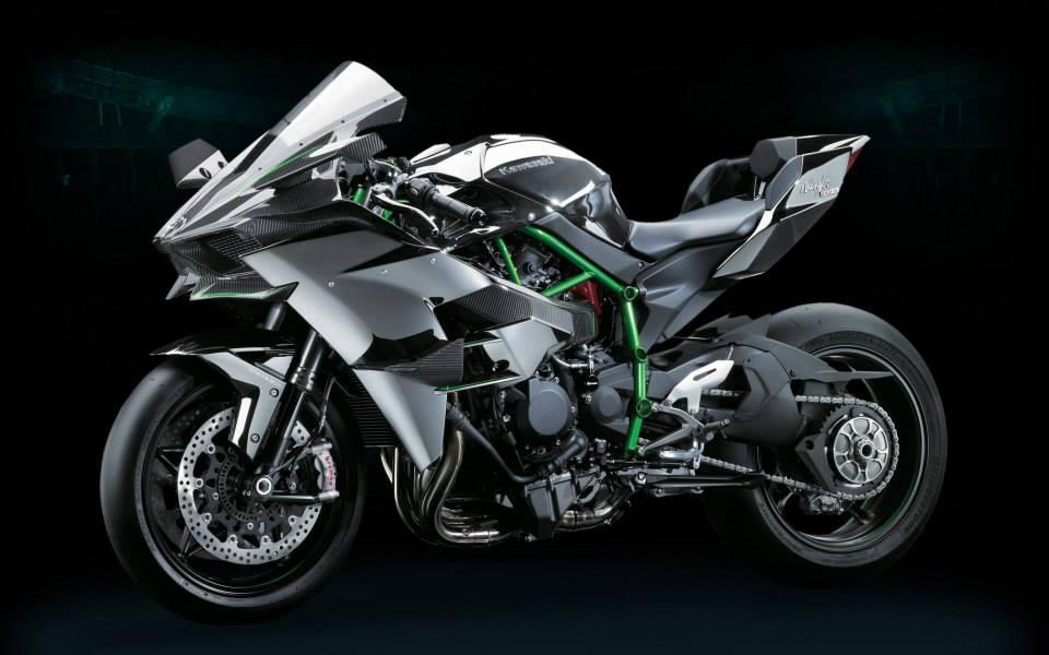 Kawasaki Ninja H2r The True Data The 300 Hp Monster