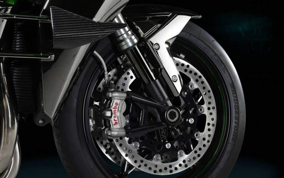 Kawasaki Ninja H2r Die Wahren Daten Das 300 Ps Monster