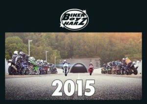 Biker Boyz Harz Kalender