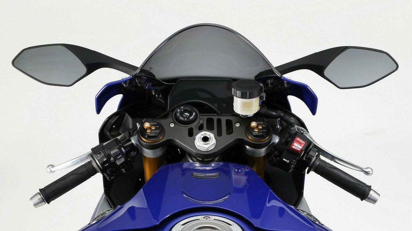 ABS Knows Everyone But Additionally The R1 Has A Combined System On Board Here At Apply Front Brake Rear Is Easily Controlled With