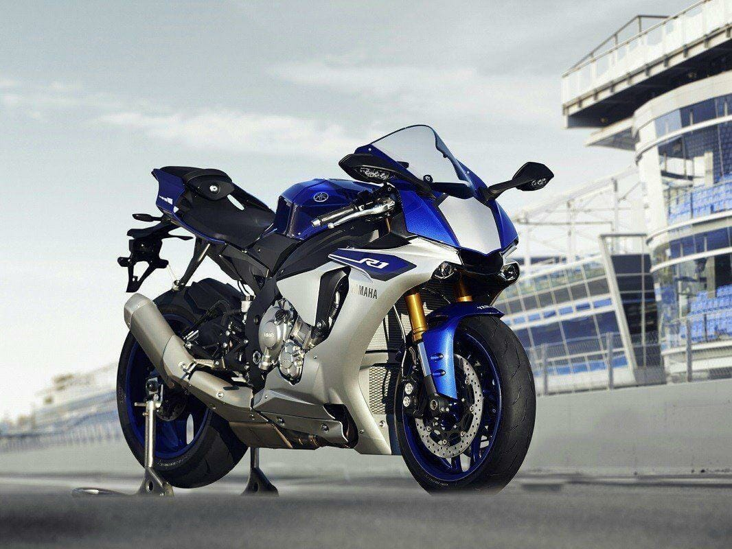 Yamaha r1 and r1m of 2015 all data and comparison of the for Yamaha sport motorcycles