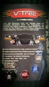 Brems-Kupplungshebel tauschen Anleitung