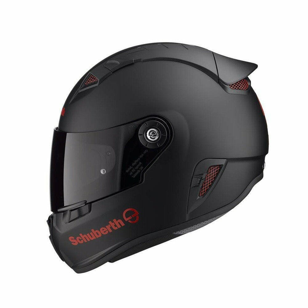 49b8f37a Helmet Schuberth SR1 test - Racing helmet of the superlative ...
