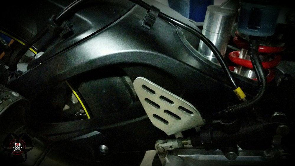 stahlflex bremsleitung test 1 motorcycles news. Black Bedroom Furniture Sets. Home Design Ideas