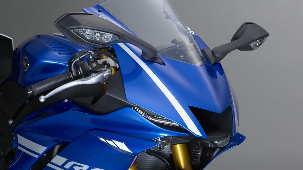 YZF600 YZF R6 Feature USA CAN 2017
