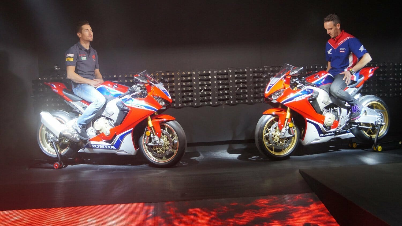 Honda Fireblade Cbr1000rr Sp And Sp2 Featured Data And Details