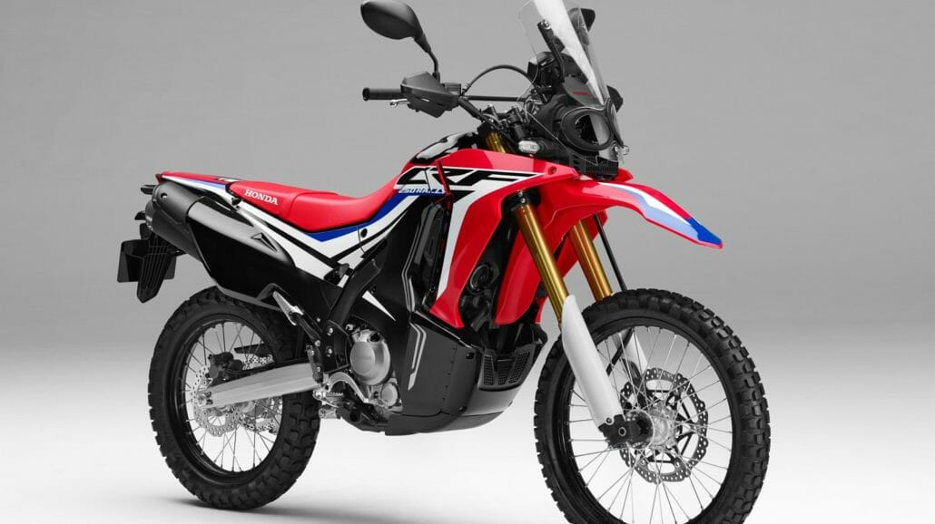 Honda Crf 250 L Crf 250 Rally Pictures Motorcyclesnews