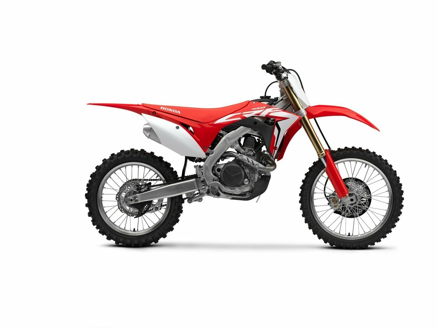 Honda Crf450r Model Care For 2018 Motorcyclesnews Motorcycle