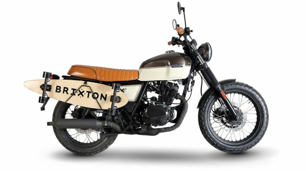 Brixton BX 125 SK8 › Motorcycles.News - Motorrad Magazin