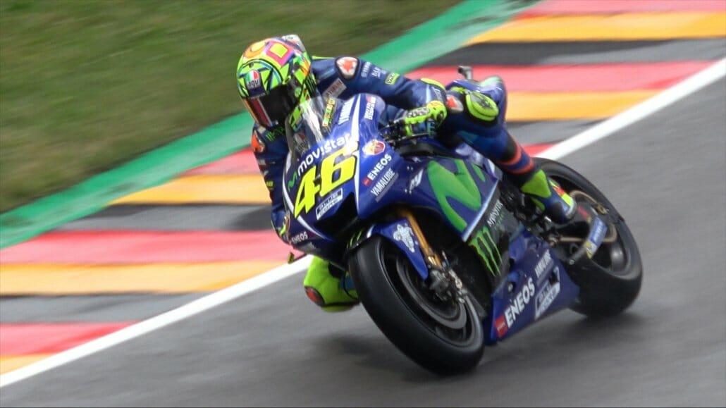 Zu 99% tritt Rossi auch 2021 in der MotoGP an