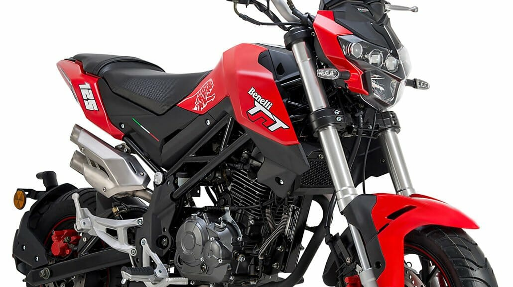 Benelli TRK 502 - Pictures › Motorcycles.News - Motorcycle
