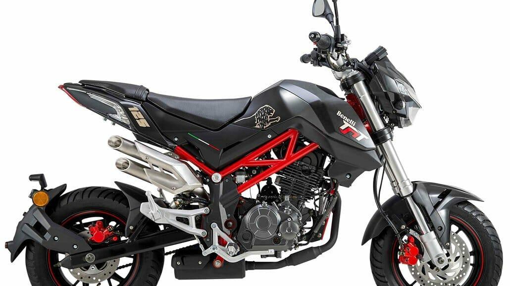 Benelli TRK502 Models Coming To America - Roadracing World