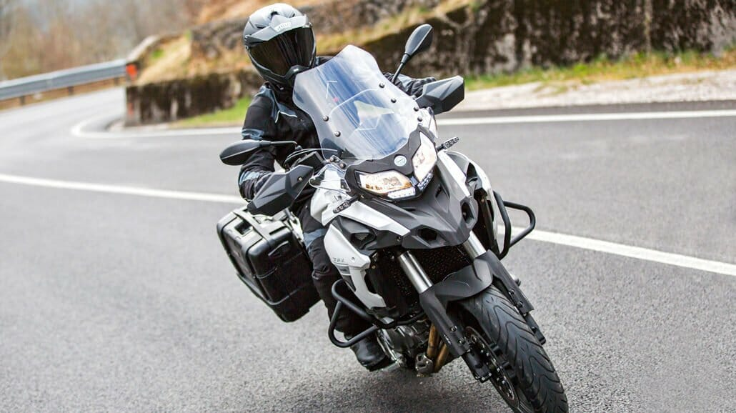 Benelli brings adventure bike to the market - Benelli TRK 502 › Motorcycles.News - Motorcycle ...