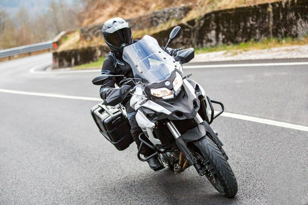 Benelli bringt Adventure-Bike auf den Markt - Benelli TRK 502