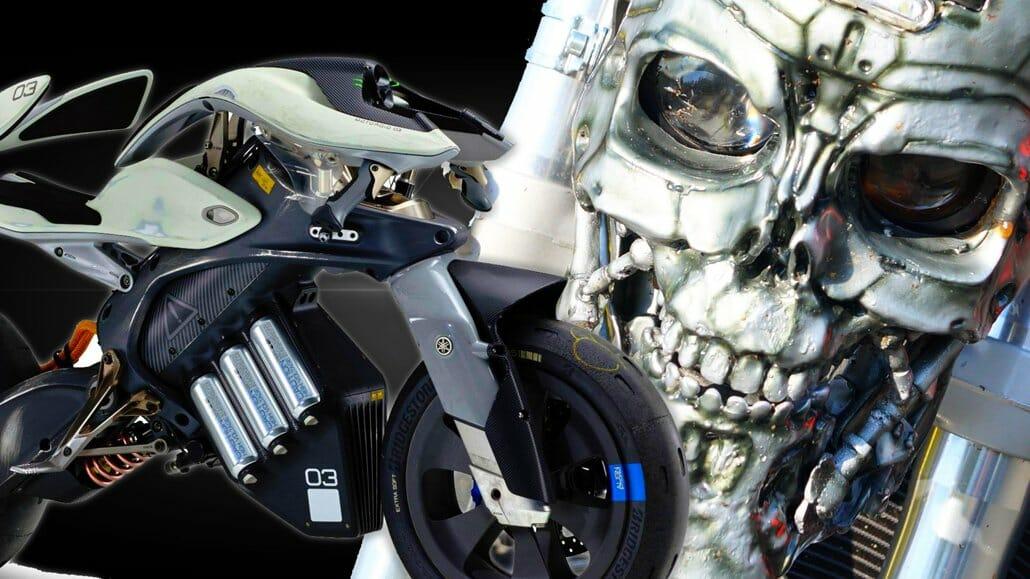 Künstliche Intelligenz - Motorradfahren in Zukunft – was kommt auf uns zu?