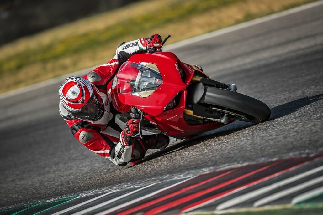 Erste Details zur Ducati Panigale V4R verraten