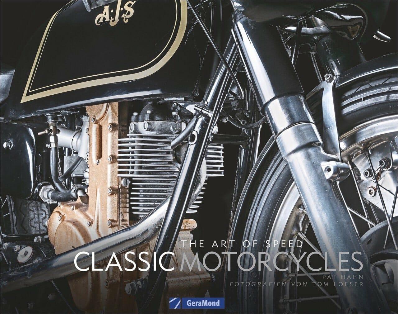 The Art of Speed: Classic Motorcycles – die revolutionärsten Motorräder der Welt