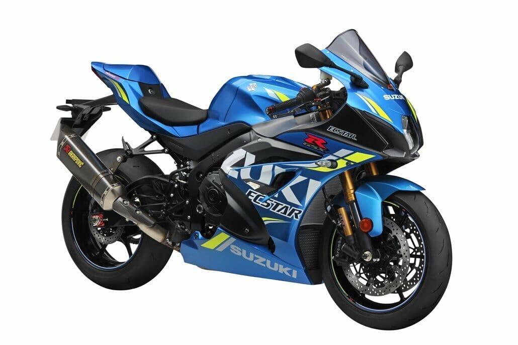 Suzuki GSX-R1000R Sensei - Pictures