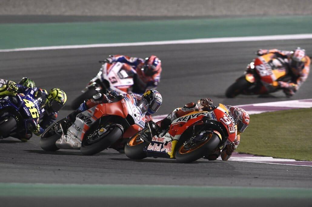 Update für den MotoGP-Kalender 2020