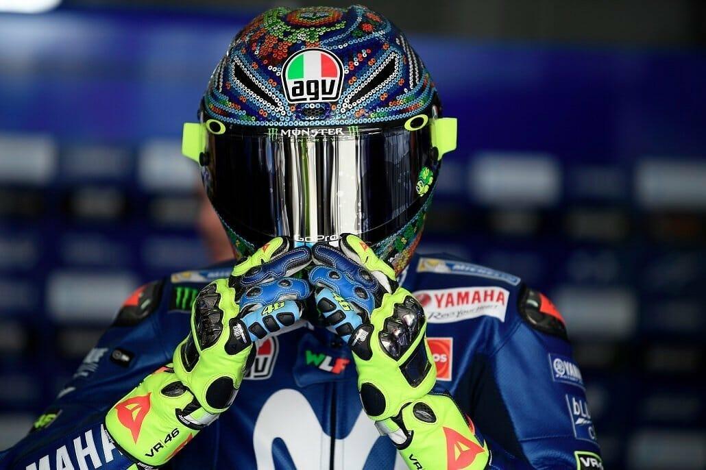 Valentino Rossi bleibt der MotoGP und Yamaha weitere 2 Jahre erhalten