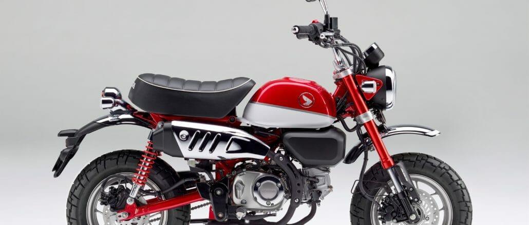 neue honda monkey f r 2018 motorcycles news motorrad. Black Bedroom Furniture Sets. Home Design Ideas