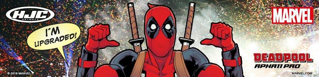 NEW: Deadpool HJC RPHA11