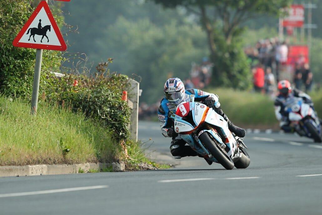 Isle of Man TT - Qualifying Thursday