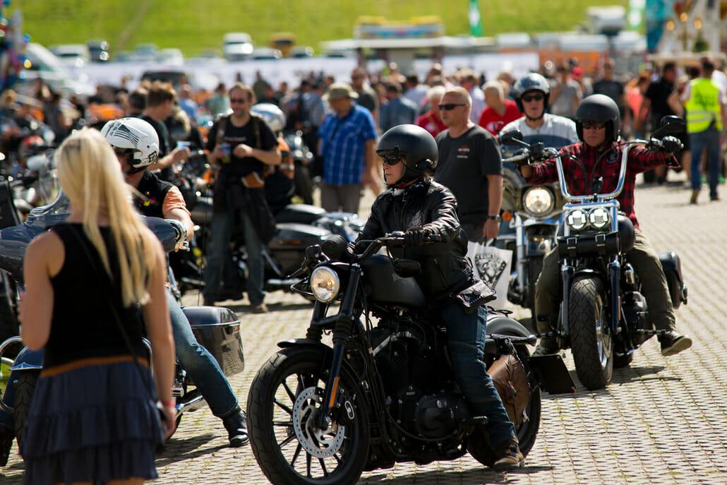 Harley Davidson sagt Dresden Harley Days 2018 ab