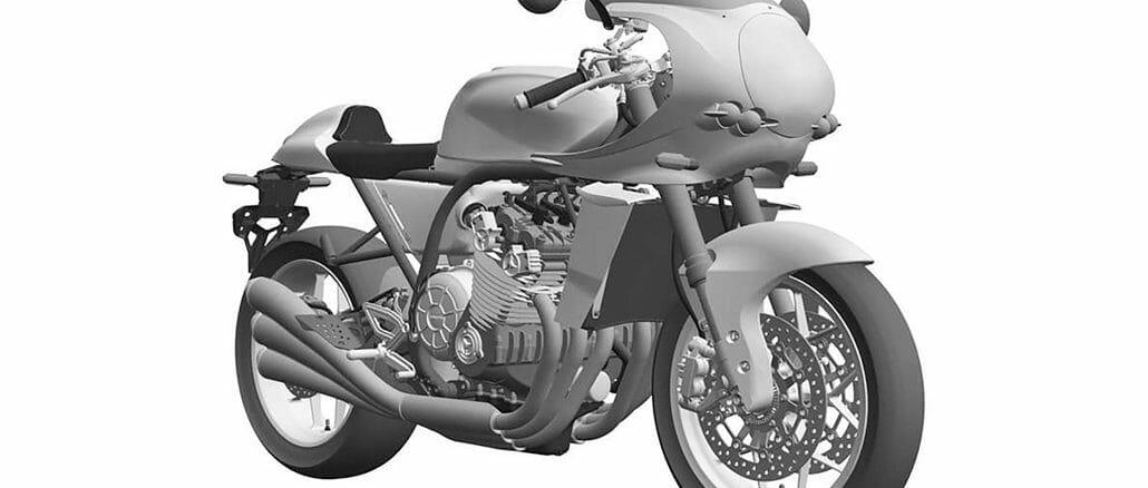 Honda Retromodell Mit Sechszylinder MotorcyclesNews