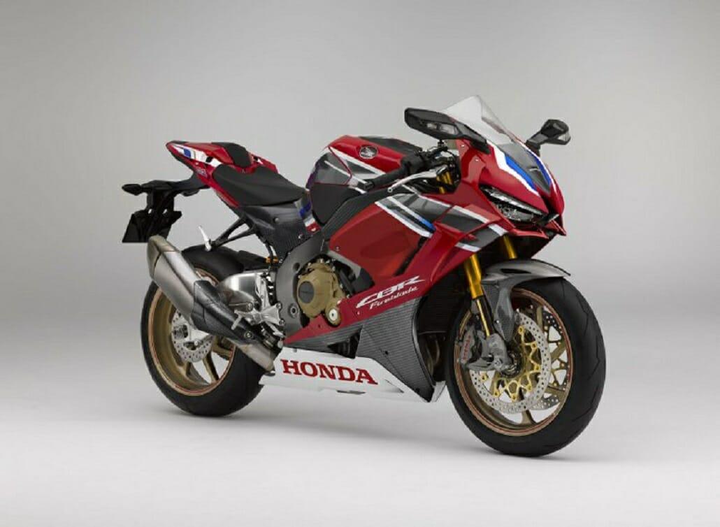 Neue Honda Fireblade für 2019