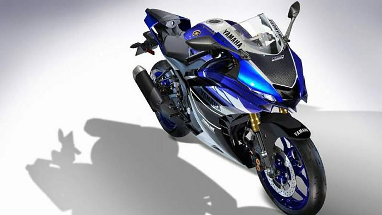 Update für die Yamaha R3 2019?