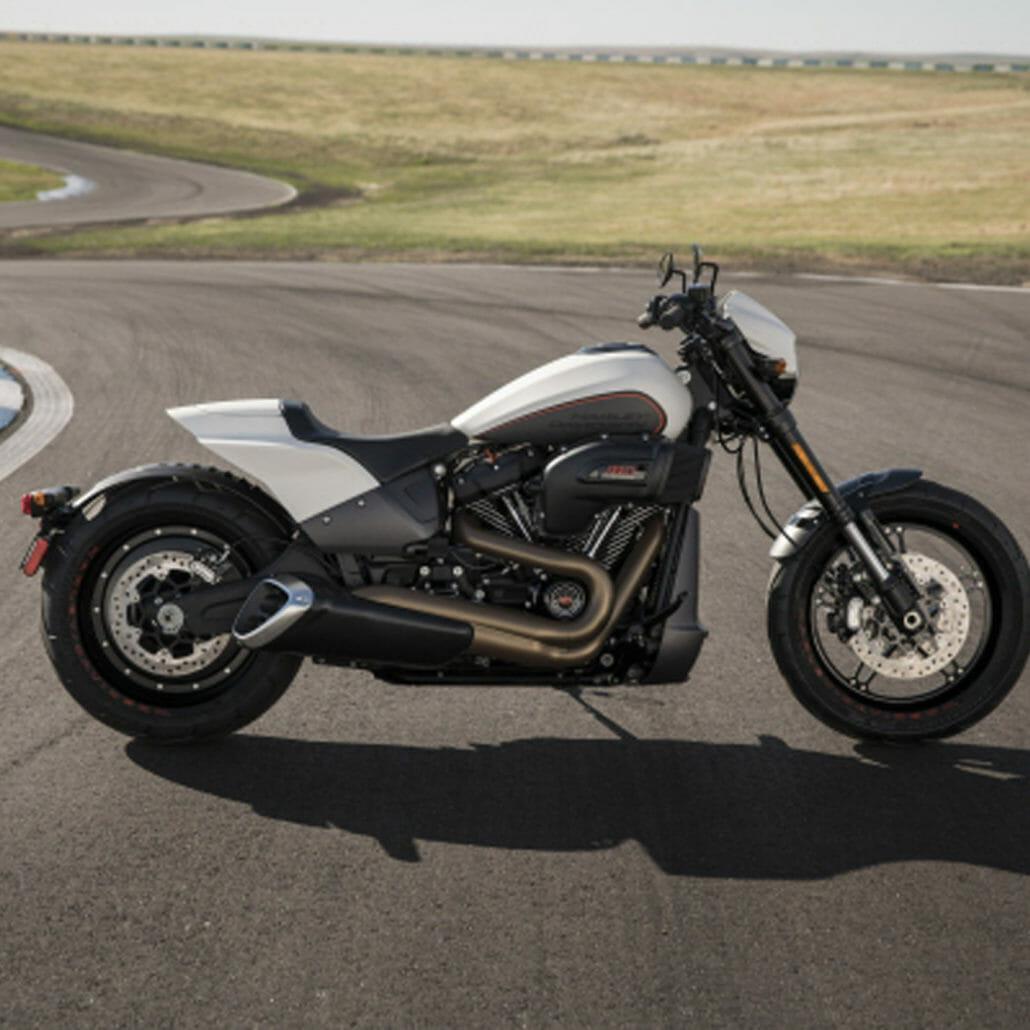 Neue Harley-Davidson für 2019 – FXDR 114