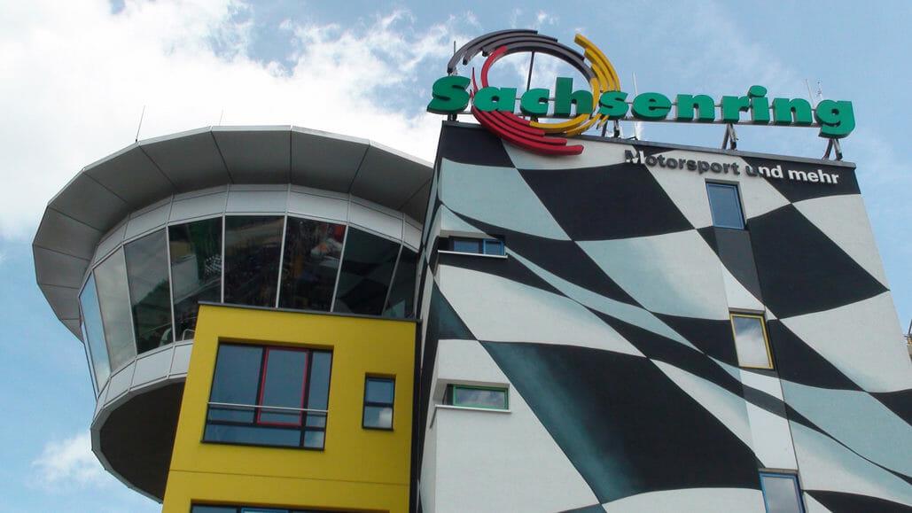 MotoGP am Sachsenring