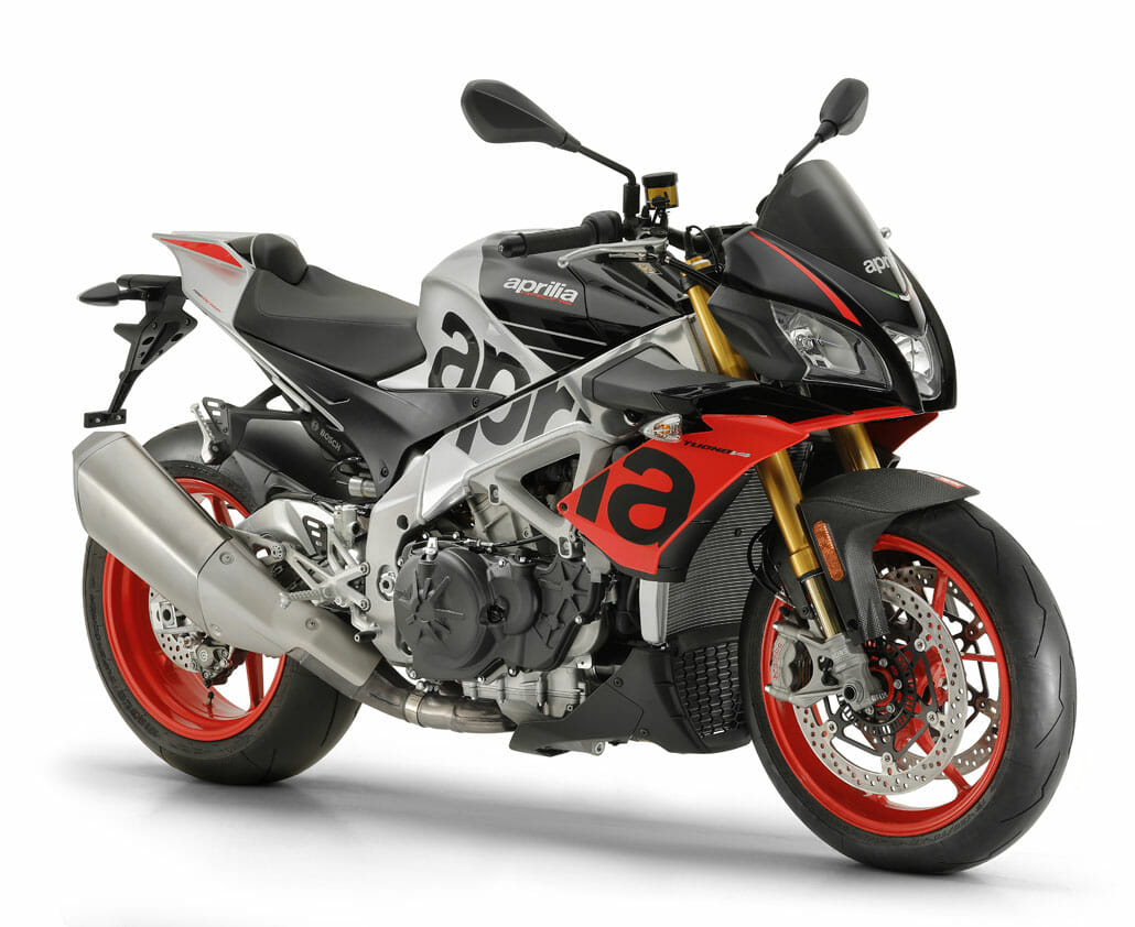 Aprilia also affected by the Brembo recall