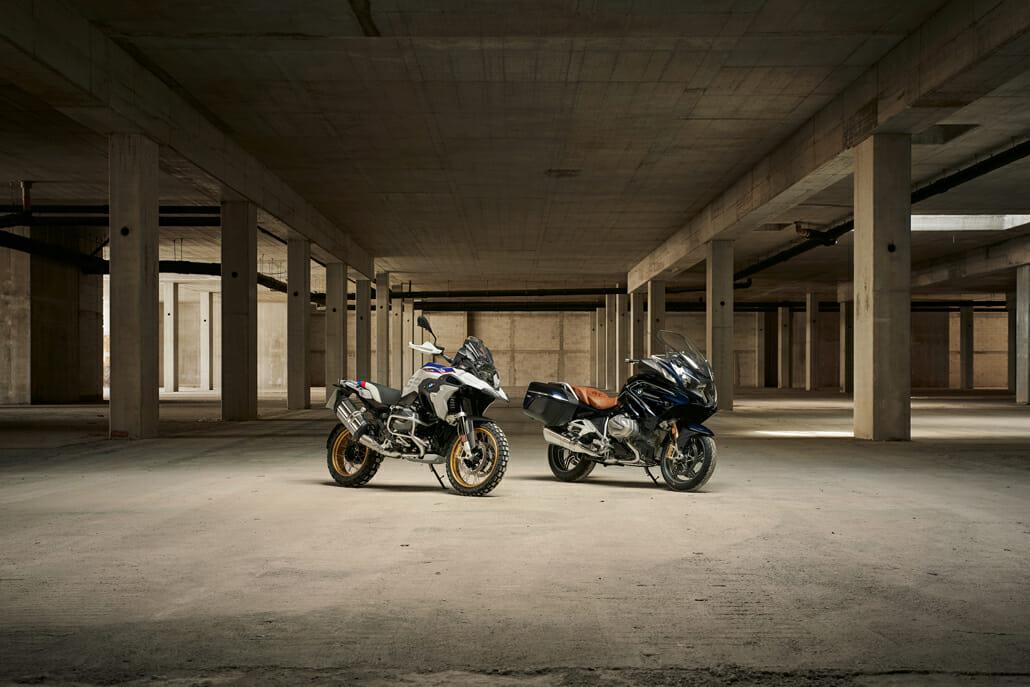 BMW R 1250 GS und R 1250 RT – Vorgestellt