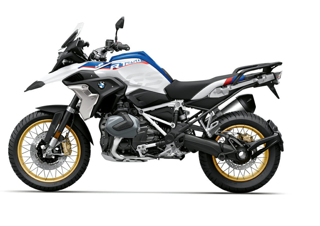 BMW R 1250 GS - Bilder / Fotos