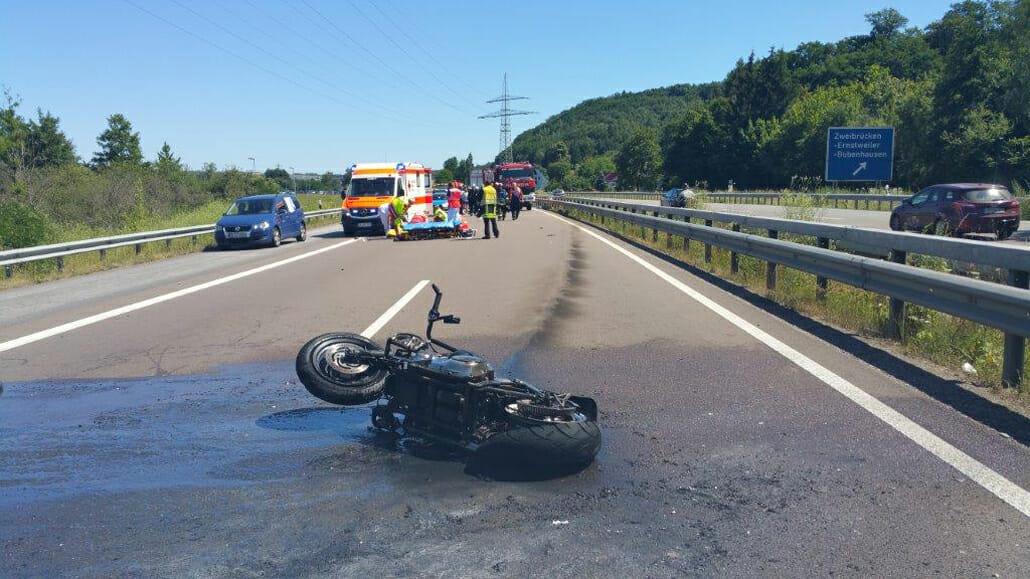 Unfall auf der A8 – Update