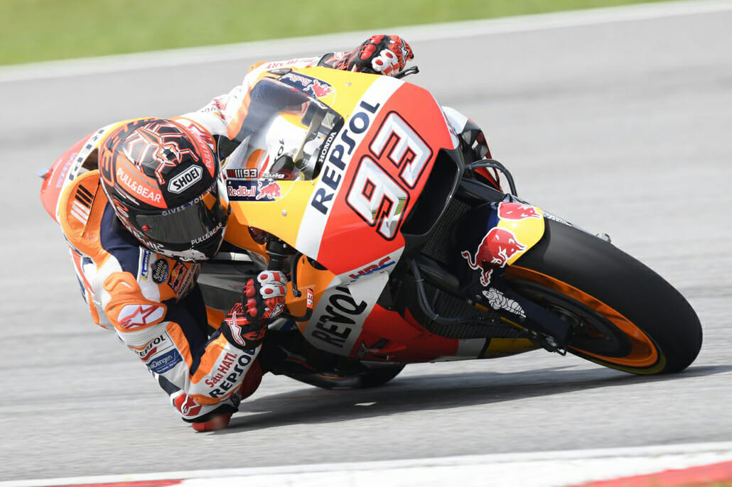Marc Marquez allowed to leave hospital