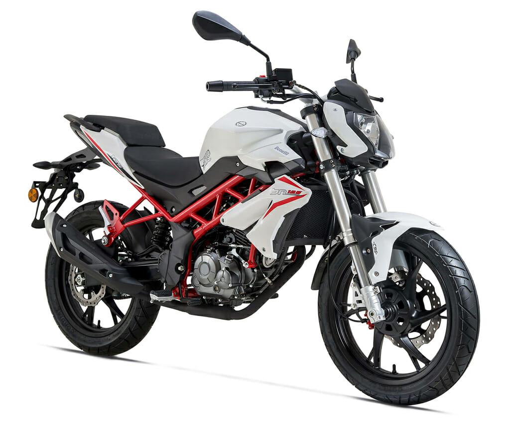 Benelli BN 125 – Nakedbike für den Nachwuchs