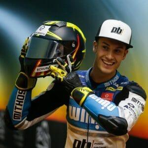 Lukas Tulovic ab 2019 in der Moto2
