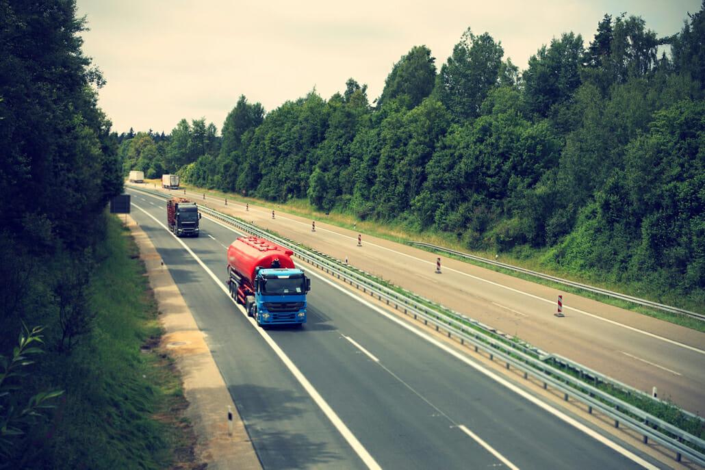 Geisterfahrer sucht verlorenen Geldbeutel auf der Autobahn
