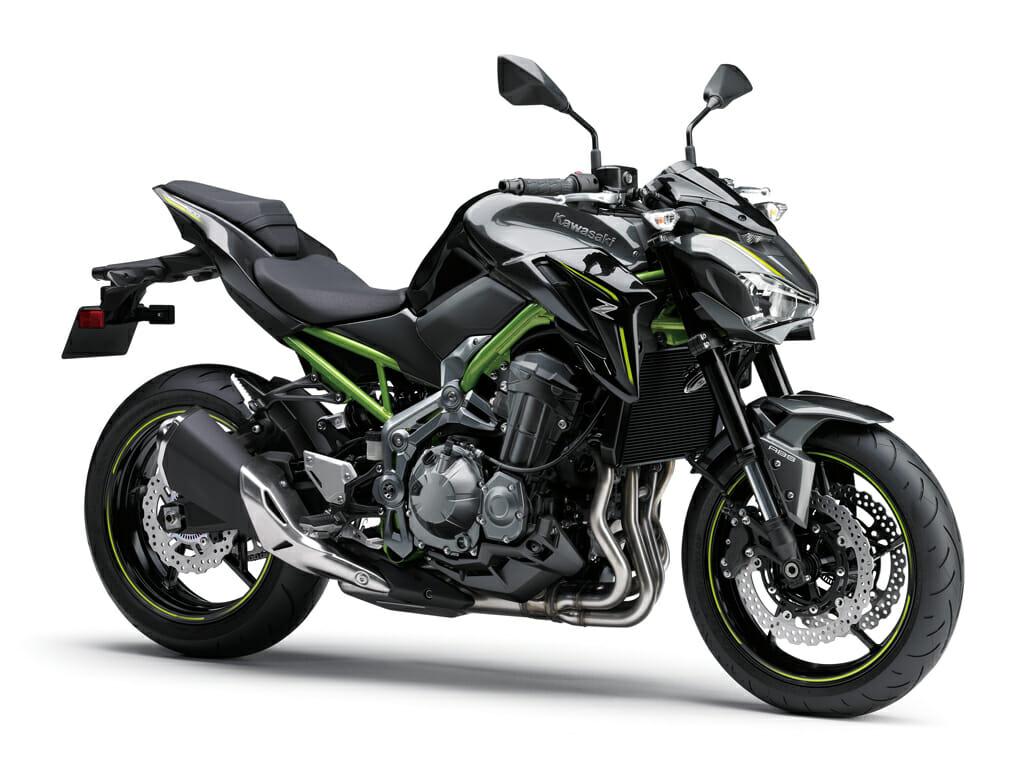 Kawasaki Z 900 Rückruf