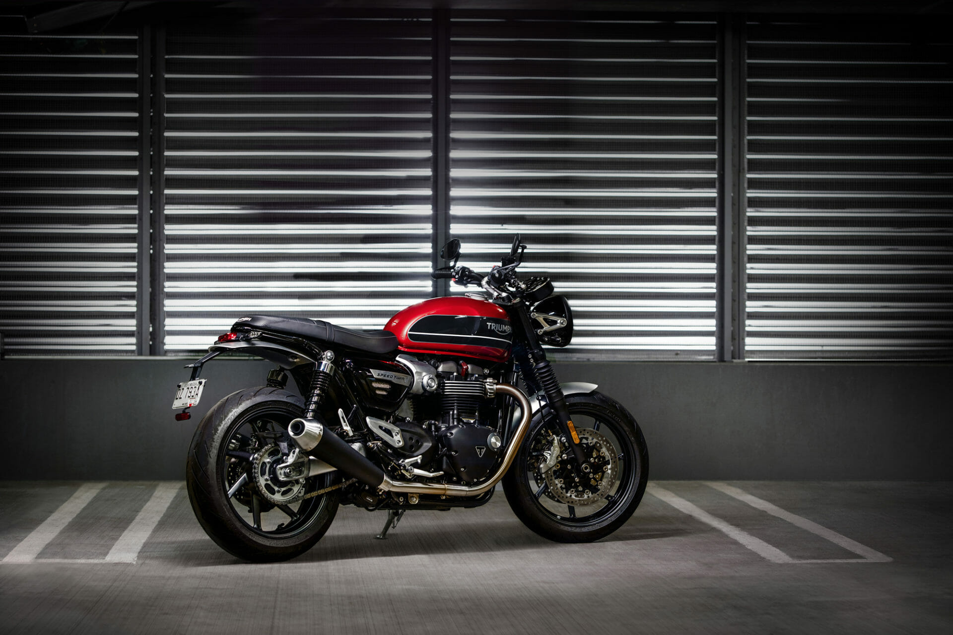 Triumph Speed Twin Motorcycles News Motorcycle Magazine