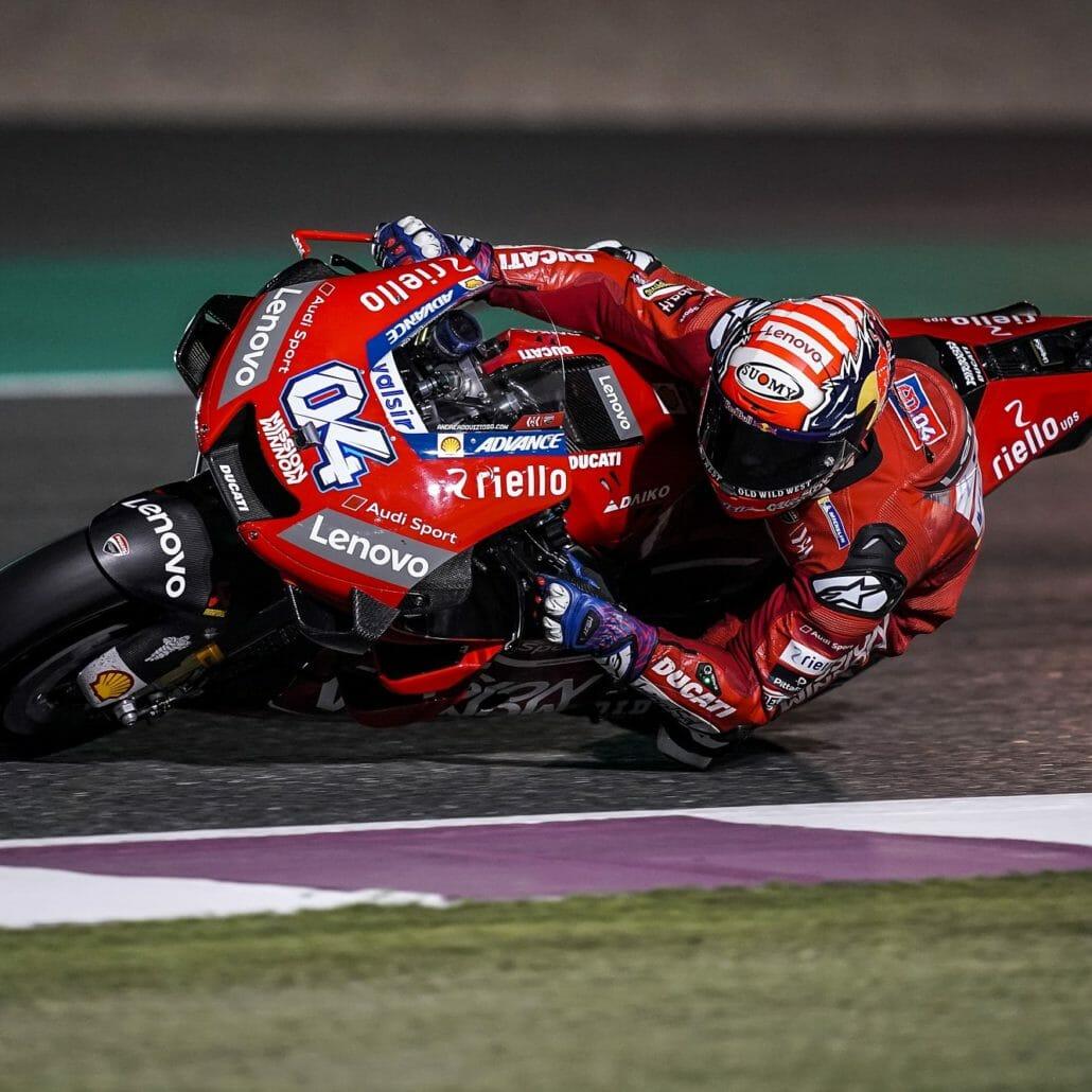 Andrea Dovizioso gewinnt erstes Rennen der MotoGP 2019